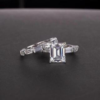 【sona】可愛いsona ダイヤモンド     k18ホワイトゴールド リング(リング(指輪))
