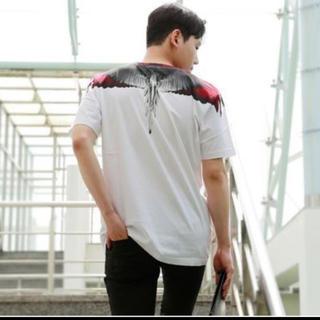 マルセロブロン(MARCELO BURLON)のMARCELO BURLON T-shirt UO nicolas(Tシャツ/カットソー(半袖/袖なし))