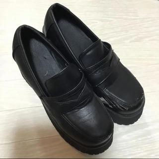 ペコクラブ(PECO CLUB)のPECO CLUB ペコクラブ 厚底ローファー(ローファー/革靴)
