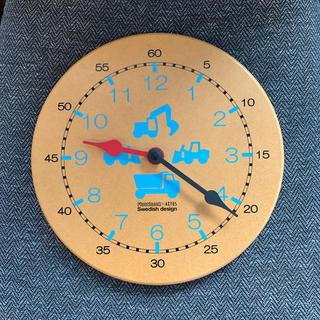 アクタス(ACTUS)のACTUS アクタスキッズ 掛け時計(掛時計/柱時計)