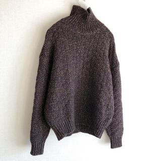 デプレ(DES PRES)のDES PRES デプレ タートルネックセーター(ニット/セーター)