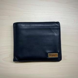 サルヴァトーレフェラガモ(Salvatore Ferragamo)のメンズ Ferragamo 二つ折り財布(折り財布)