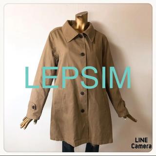 レプシィム(LEPSIM)の☘T2102☘LEPSIM 中綿 コート ジャケット L(その他)