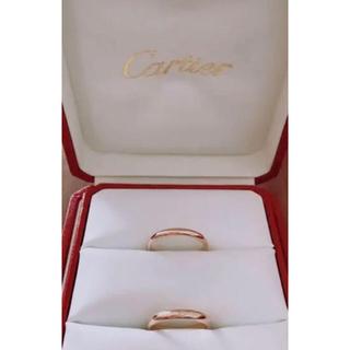 カルティエ(Cartier)のcartier カルティエ 1895 ウェディング リング(リング(指輪))