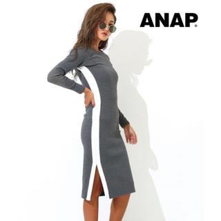 アナップ(ANAP)のANAP ワンピース(ひざ丈ワンピース)