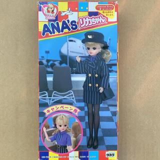 エーエヌエー(ゼンニッポンクウユ)(ANA(全日本空輸))のANA'sリカちゃんとメイミーホワイト(ぬいぐるみ/人形)