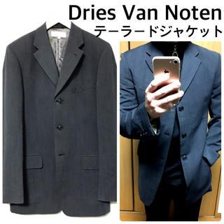 DRIES VAN NOTEN - Dries Van Noten テーラードジャケット ドリス ヴァン ノッテン