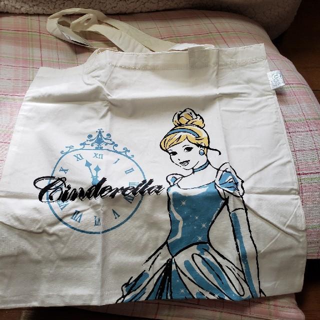 シンデレラ(シンデレラ)のエコバッグ シンデレラ レディースのバッグ(エコバッグ)の商品写真