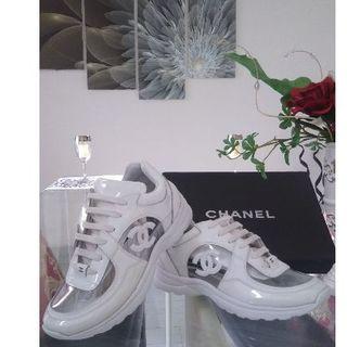 シャネル(CHANEL)の★大人気商品・美品【CHANEL・シャネル・スケルトンスニーカー】サイズ25㎝(スニーカー)