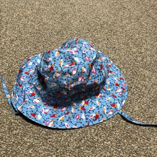 プチバトー(PETIT BATEAU)のプチバトー 帽子 2歳サイズ(帽子)