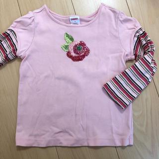 ジンボリー(GYMBOREE)のジンボリー 長袖トップス 100(Tシャツ/カットソー)