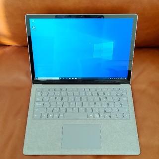 マイクロソフト(Microsoft)のsurface laptop office(ノートPC)