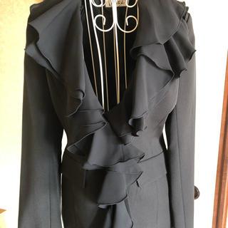 イマージュ(IMAGE)の黒色 2wayジャケット(テーラードジャケット)