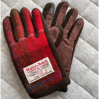 ハリスツイード(Harris Tweed)のハリスツイード*手袋(手袋)