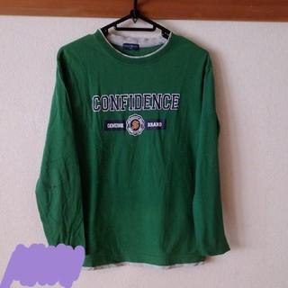 アクアブルー(Aqua blue)の長袖Tシャツ size150(Tシャツ/カットソー)