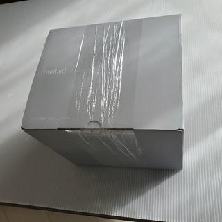 ツインバード(TWINBIRD)の新品未開封 ツインバード フェイススチーマー ホワイト SH-2786W(フェイスケア/美顔器)