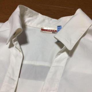 プラダ(PRADA)のPRADAシャツ(Tシャツ(半袖/袖なし))