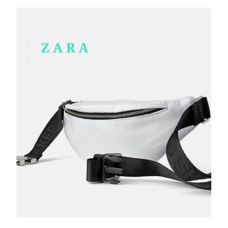 ZARA - ZARA ザラ ボディバッグ クロスボディバッグ ベルトバッグ ウエストポーチ