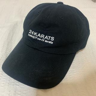 トゥエンティーフォーカラッツ(24karats)の24karats  cap(国内アーティスト)