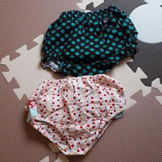 ウーヴィーベビー(Oobi BABY)のベビー パンツ 2枚セット(パンツ)