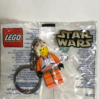 レゴ(Lego)のレゴ キーホルダー スターウォーズ 新品(キーホルダー)