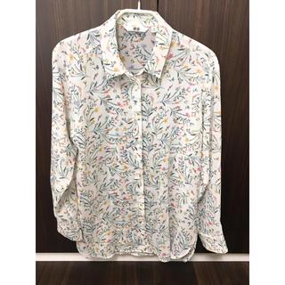 ユニクロ(UNIQLO)のユニクロ☆ブラウス☆シャツ(シャツ/ブラウス(長袖/七分))