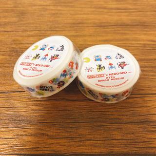 ニコアンド(niko and...)のパックマン × niko and … マスキングテープ(テープ/マスキングテープ)