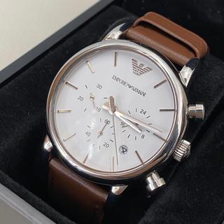 エンポリオアルマーニ(Emporio Armani)の【K637】エンポリオアルマーニ EMPORIO ARMANI 腕時計 (腕時計(アナログ))
