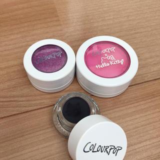 カラーポップ(colourpop)のCOLORPOP (アイシャドウ)