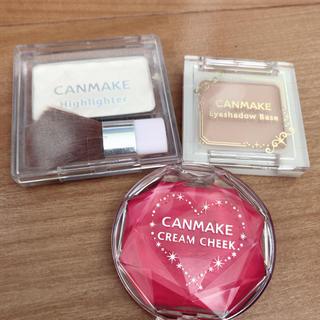 キャンメイク(CANMAKE)のCANMAKE(チーク)