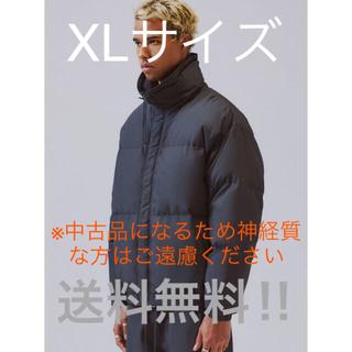 FEAR OF GOD - Essentials Puffer jacket black