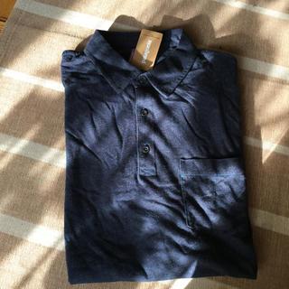 パタゴニア(patagonia)のパタゴニアオーガニックコットンポロシャツ新品土日限定セール(ポロシャツ)