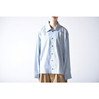 ジエダ(Jieda)のvoaaov ストライプシャツ(シャツ)
