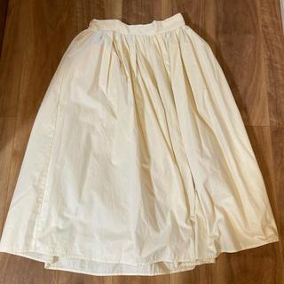 サルース(salus)のミモレ丈スカート(ひざ丈スカート)