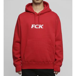 ヴァンキッシュ(VANQUISH)のFR2 FCK Hoodie XL(パーカー)