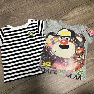 ジャム(JAM)のJAM Tシャツ80 2枚セット(Tシャツ)