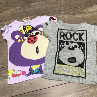 ジャム(JAM)のJAM Tシャツ90 2枚セット(Tシャツ/カットソー)