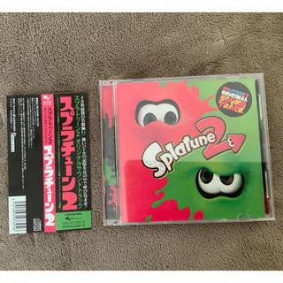 ニンテンドースイッチ(Nintendo Switch)のスプラトゥーン2 オリジナルサウンドトラック CD  『splatune2』(ゲーム音楽)
