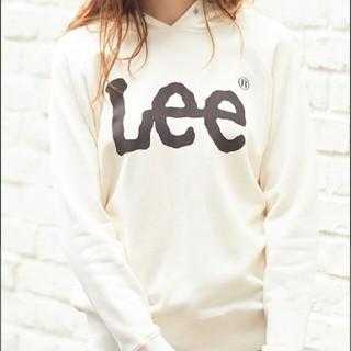 リー(Lee)の★Lee パーカー 白★(パーカー)