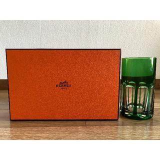 Hermes - エルメス グラス ロックグラス HERMES 箱付き
