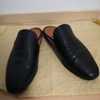 GU - バブーシュ スリッポン 革靴