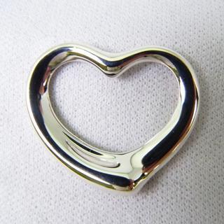 ティファニー(Tiffany & Co.)のティファニー 925 オープンハート ペンダントトップ [g145-12](ネックレス)