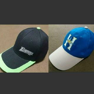 北海道日本ハムファイターズ - 北海道日本ハムファイターズ  キャップ 帽子 2つセット