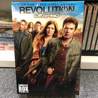 レボリューション〈ファースト・シーズン〉 コンプリート・ボックス DVD(TVドラマ)