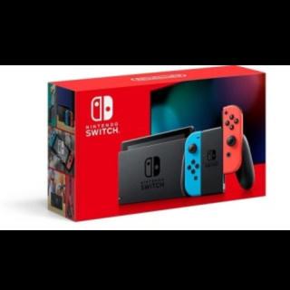 ニンテンドースイッチ(Nintendo Switch)の任天堂スイッチ新型(家庭用ゲーム機本体)