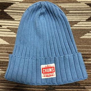チャムス(CHUMS)のCHUMS ニット帽(ニット帽/ビーニー)