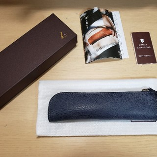 ツチヤカバンセイゾウジョ(土屋鞄製造所)の土屋鞄製造所 クリスマス限定 フロスチア ペンケース(ペンケース/筆箱)