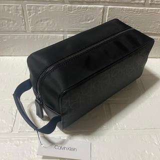 カルバンクライン(Calvin Klein)の【新作★】カルバンクライン ポーチ セカンドポーチ バッグ(セカンドバッグ/クラッチバッグ)