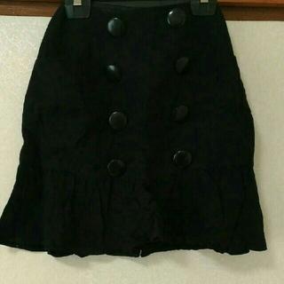 エルディープライム(LD prime)のスカート LD prime 黒色(ミニスカート)