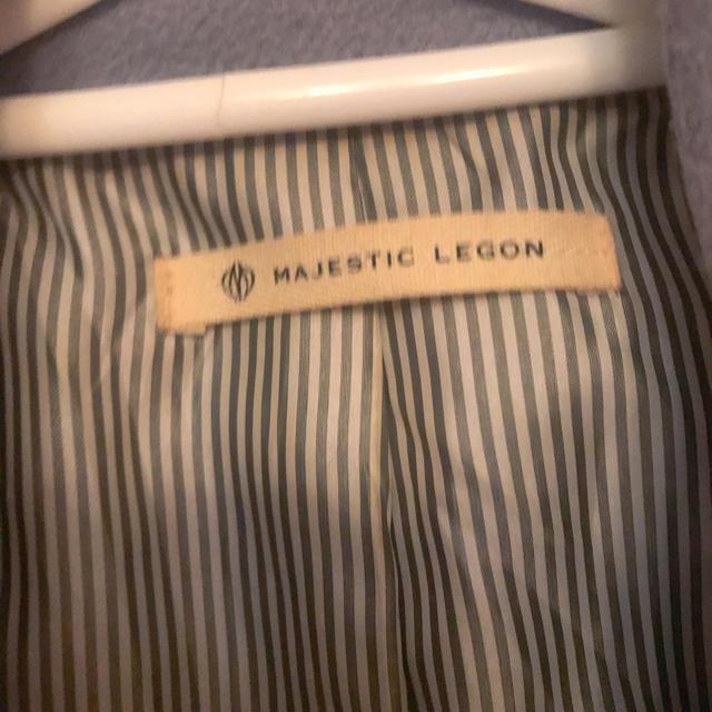 MAJESTIC LEGON(マジェスティックレゴン)のアウター 2点セット レディースのジャケット/アウター(ロングコート)の商品写真